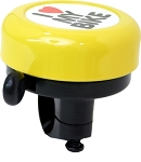 Bicycle Bell #310S (Yellow)