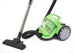 Bagless Vacuum Cleaner 1000W/1.5L - Green