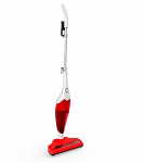 Bagless Vacuum Upright/Handheld, 12V/140W/0.3L - Red