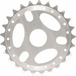 25T Sprocket - Chrome