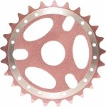 25T Sprocket - Hot Pink