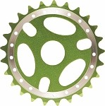 25T Sprocket - Light Green