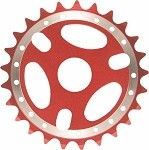 25T Sprocket - Red
