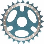 25T Sprocket - Water Blue