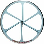 Teny Road Bike Front Wheel - Powder Blue