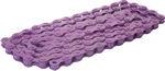 Bicycle Chain (Purple) 1/2x1/8