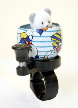 Bicycle Bell #303 (Bear)