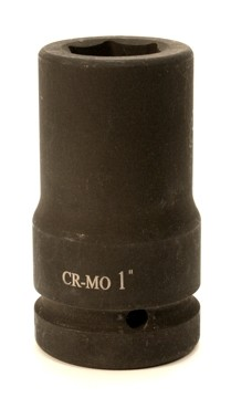 "1"", 1""Dr Cr-Mo Air Deep Impact Socket"