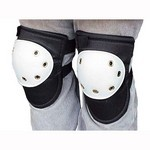 2pc Knee Pad Hard Cup