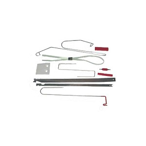 Universal Lock Out Tool Set/Red Ph.