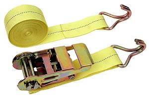 "27'' Long 2"" Wide Ratchet Tie Down (2,500Lbs)"