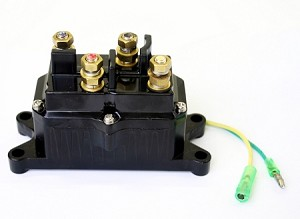 Solenoid for ATV Winch