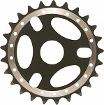 25T Sprocket - Black