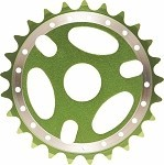 25T Sprocket - Green