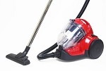 Bagless Vacuum Cleaner 1.5L - Red