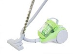Bagless Vacuum Cleaner 1000W/0.5L, Green