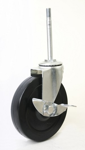 "5"" Lockable Swivel Caster for Drywall Lift"